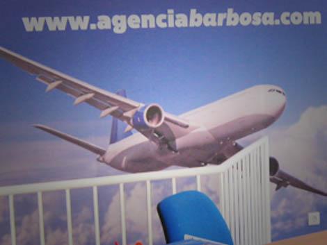 Agência Barbosa interior
