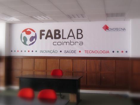 Sala Fablab Coimbra