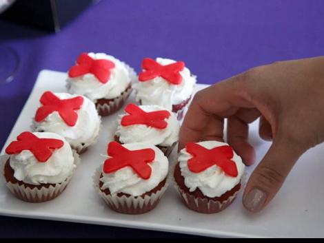 tdxviseu cupcakes